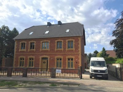Stilvoll hergerichtetes Wohnhaus in Spremberg