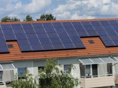 Montage<br/> Solartechnik